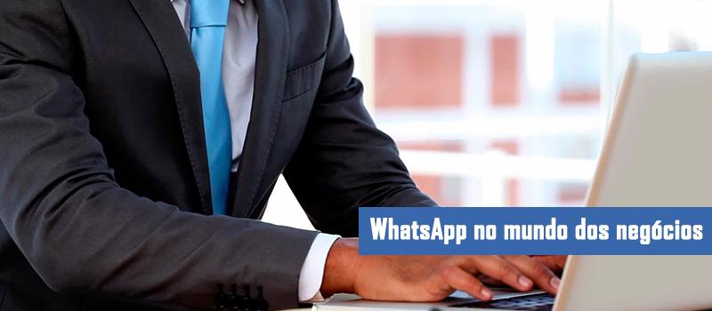 WhatsApp no mundo dos negócios
